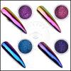 Unicorn Chameleon Mirror Nail Glitters Powder Chrome Pigment Manicure Nail Art Decoration
