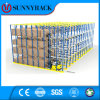 CE Approved Steel Drive-in Storage Pallet Rack