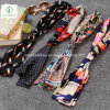 Europe Small Cravat Silk Stain Fashion Lady Gift Scarf Factory