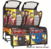 Crazy Coin Operated Amusement Basketball Game Machine (ZJ-BG03)