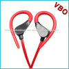 New Clip on Headphones Sports Earphone with Mic for Mobile