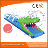 2017 Slide The City/Commercial Inflatable Crocodile Belly Slide T11-009