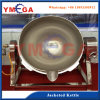 Stainless Steel Food Processing Machinery Tilting Jacket Kettle Cooker