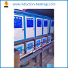 IGBT Cold Rolled Rebar Annealing Production Line Induction Heating Annealing Machine