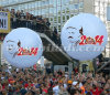 Parade Sphercial PVC Helium Balloon for Event K7047