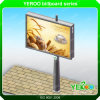 Roadside Scrolling Advertising Galvanized Plate Billboard
