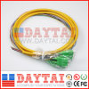 12 Core Pigtail Fiber Optic Bunch Cable Pigtail