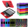 Hybrid Shockproof Rubber Stand Case for Samsung Tablet