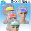 Disposable PP Worker Cap with Paper Brim