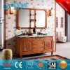Oak Material Bathroom Mirror Cabinet From China (BF-8071)