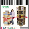 Four Sided MDF T-Shirt Display Stand