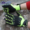 Nmsafety TPR Sewing Anti-Impact Mechanic Gloves