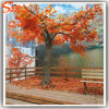 Garden Decoration Artificial Red Maple Tree Dry Tree for Decoration