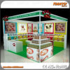 Colorful LED Light Box Exhibition Booth