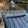 Black Vanish Wood Bar Hammock
