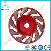 Turbo Cup Diamond Grinding Wheel for Stone