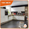 Mixed Kitchen Cabinet PVC Wood Kitchen Cabinet From China