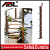Wood Balcony Balustrade Project for Promotion (DD130)
