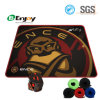 Custom Logo Printing Hot Gaming Mouse Pad with Overlocked Edge