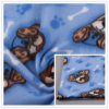 Printed Double-Faced Pile 2 Sides Brushed Polar Fleece Cartoon Design