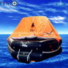 Marine Throw Overboard Inflatable Liferaft for Lifesaving
