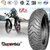 Professional Motorcycle Tubeless Tires (130/ 70- 12) .