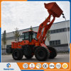 2.5 Ton Articulated Radlader Mini Wheel Loader with Various Attachment