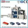 Manual Type Concrete Block Making Machine Brick Machine (QT3-15)