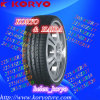 Raidal Passenger Car Tyre with High Quality and Popular Tread