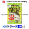 Three Side Sealed Plastic Frozen Food Bag with Vivid Printing