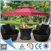 New Model 3PCS with Umbrella Stacking Vase Set Garden Set