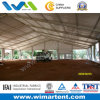 Big 25m Span Party Tent with Double Wing Glass Door (WM-DPT25M)
