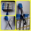 Jingnuo CNC Drill Tools 2 Flute HRC45 Tungsten Carbide Router Drill Bit