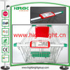 Shopping Cart Handle Advertising Board for Supermarket Shopping Trolley