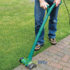 Electric Patio Brush Clearing Sweeper
