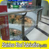 Stainless Steel Glass Balustrade for Interior Handrail