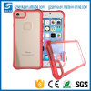 Transparent TPU Acrylic Mobile Phone Case for Apple iPhone 7