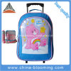 Promotional School Stationery Gift Set Trolley Rolling Backpack Lunch Bag