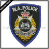 W. a. Police Embroidered Patch