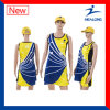 Healong Custom Design Sublimation Netball Skirt
