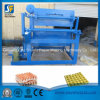 Capacity 4000-6000pic/H Paper Pulp Egg Fruit Carton Tray Form Making Equipment Machine