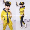 New Arrive Fashion Children's Denim Cardigan Casual Suit Coat+Trousers 2 Piece Set Baby Girls' Autumn Sports Clothes