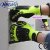 Nmsafety Hand Protection Mechanic Anti-Impact Work Glove