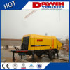 China 20m3-80m3/H Electric or Diesel Trailer Concrete Pump - China Concrete Pump, Trailer Concrete Pump
