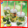 Wholesale 16oz Glass Mason Jars with Straw