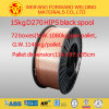China Manufacturer CO2 MIG Welding Wire 0.8mm 1.2mm Er70s 6