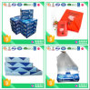 Clear Plastic Deli Wrap Sheets for Bakery and Hamburger