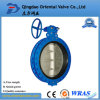Pn10/16 Dn400 Made in China Flange Butterfly Valve