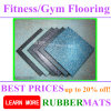 New Novel Rubber Mat Flooring Home Gym