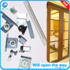 Semi-Auto Sliding Door Opening Mechanism for Wooden Doors